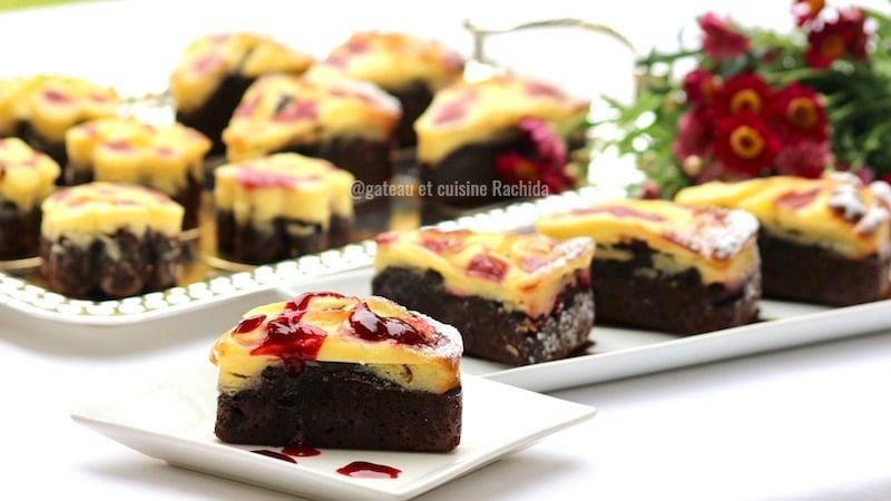 brownie cheesecake philadelphia