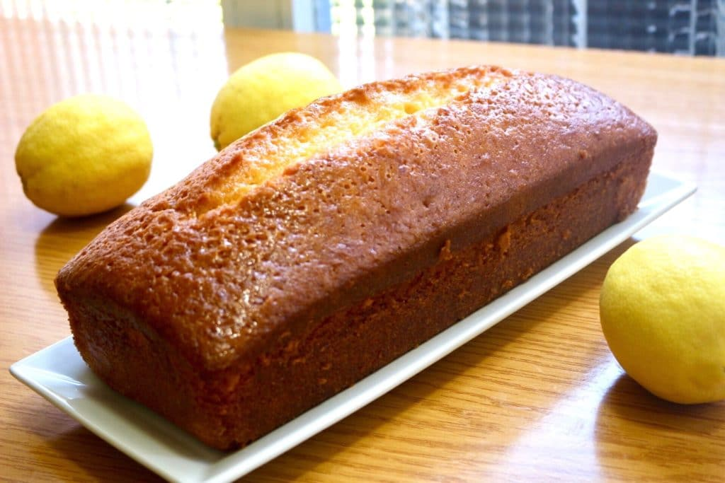 cake au citron XXl- gateau moelleux au citron facile et rapide