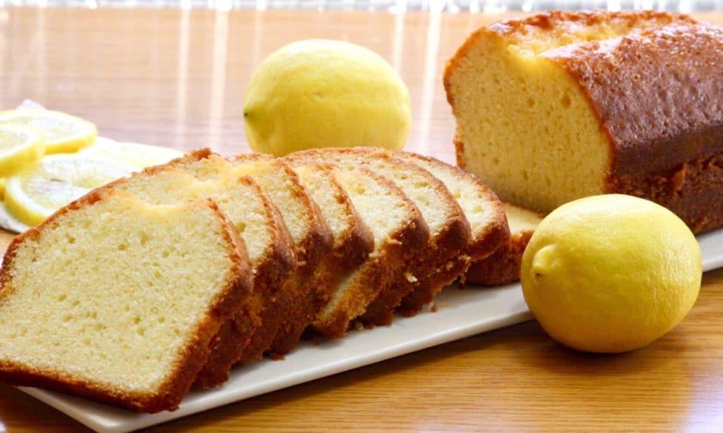 la recette ultime du cake au citron hyper moelleux et très facile