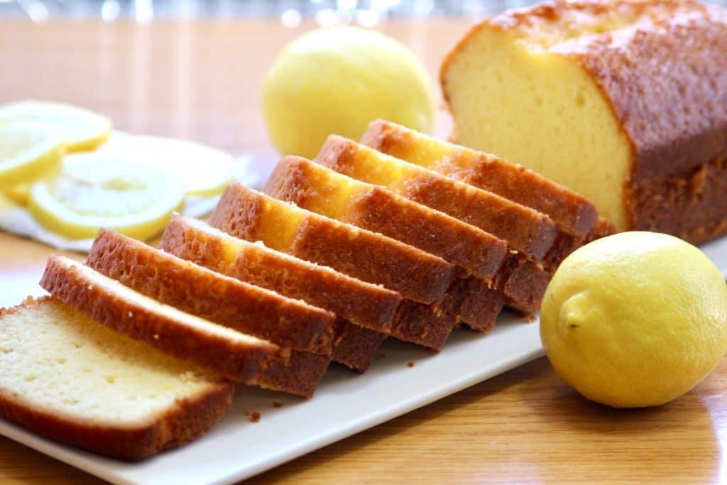 gateau moelleux au citron très facile