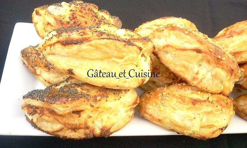 chausson au poulet et ricotta pour ramadan