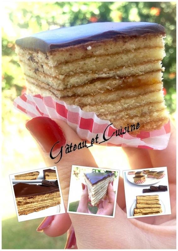 schichttorte layer cake