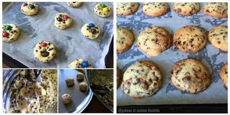 façonner des cookies