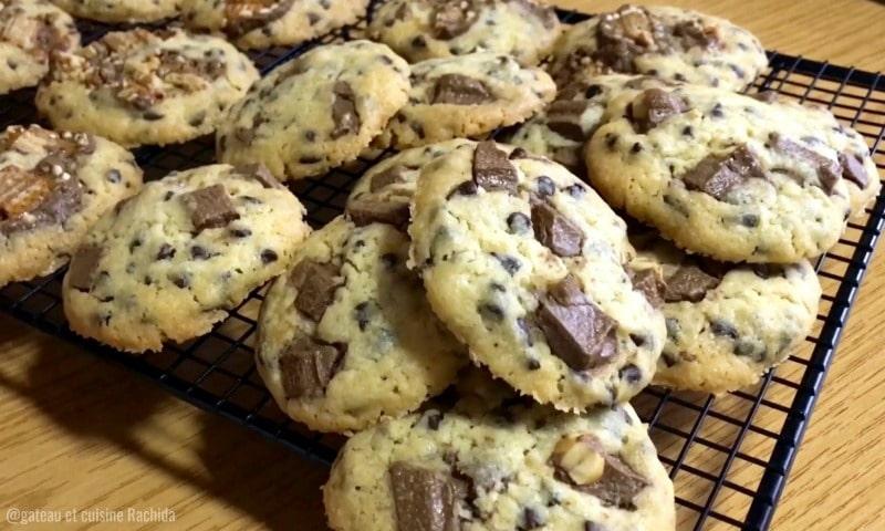 recette cookies au milka à décliner comme on veut
