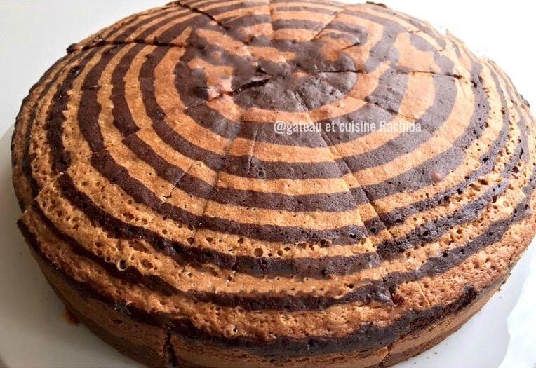 cake zébré,gâteau marbré ,zebra cake