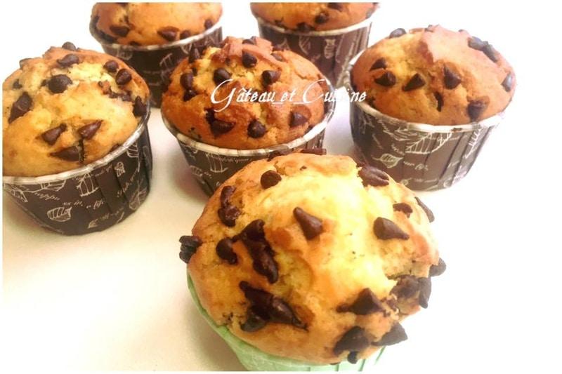 muffin recette