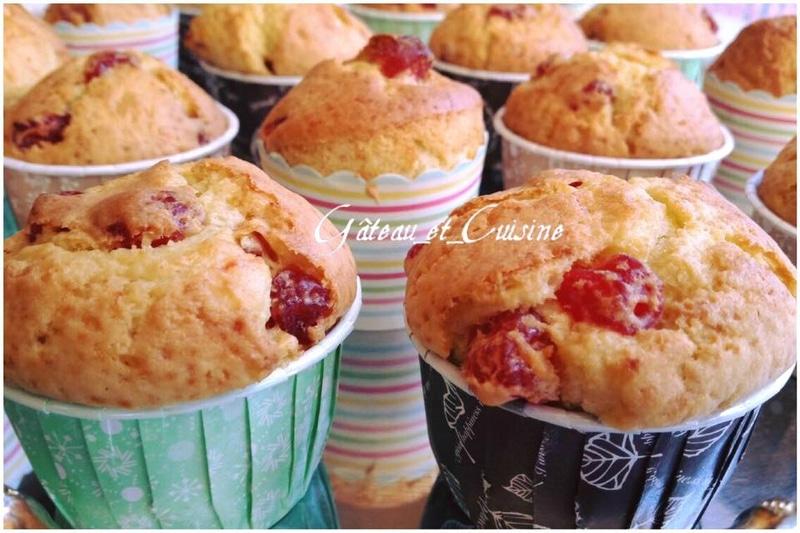 recette muffins 3