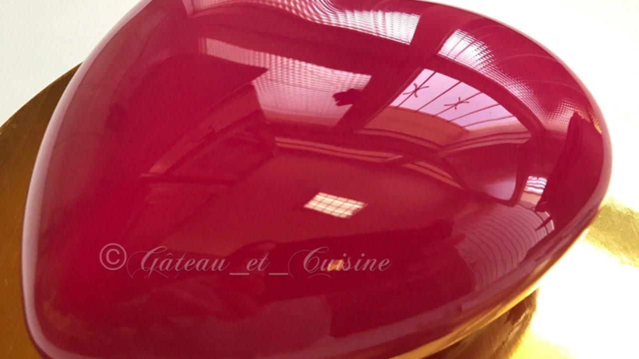 Mettre Un Miroir Dans Une Cuisine glaçage miroir au chocolat ultra brillant