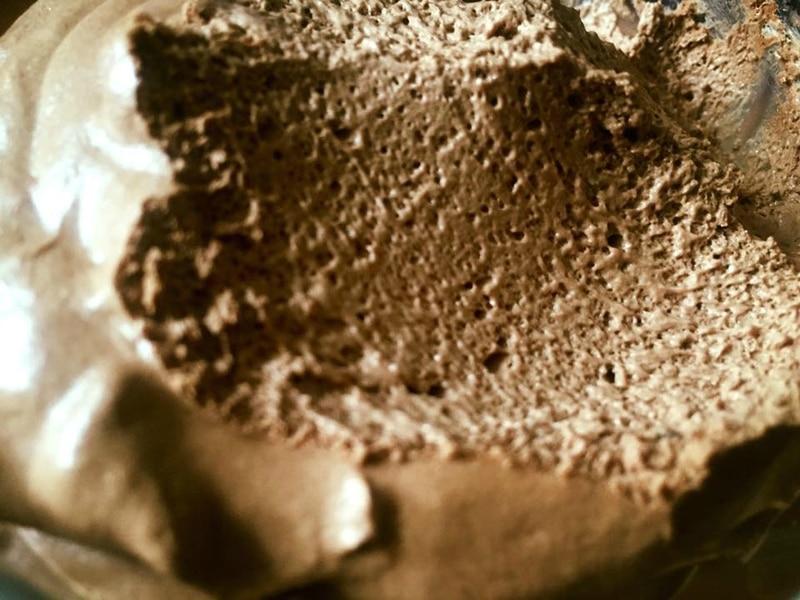 royal au chocolat -trianon -mousse au chocolat