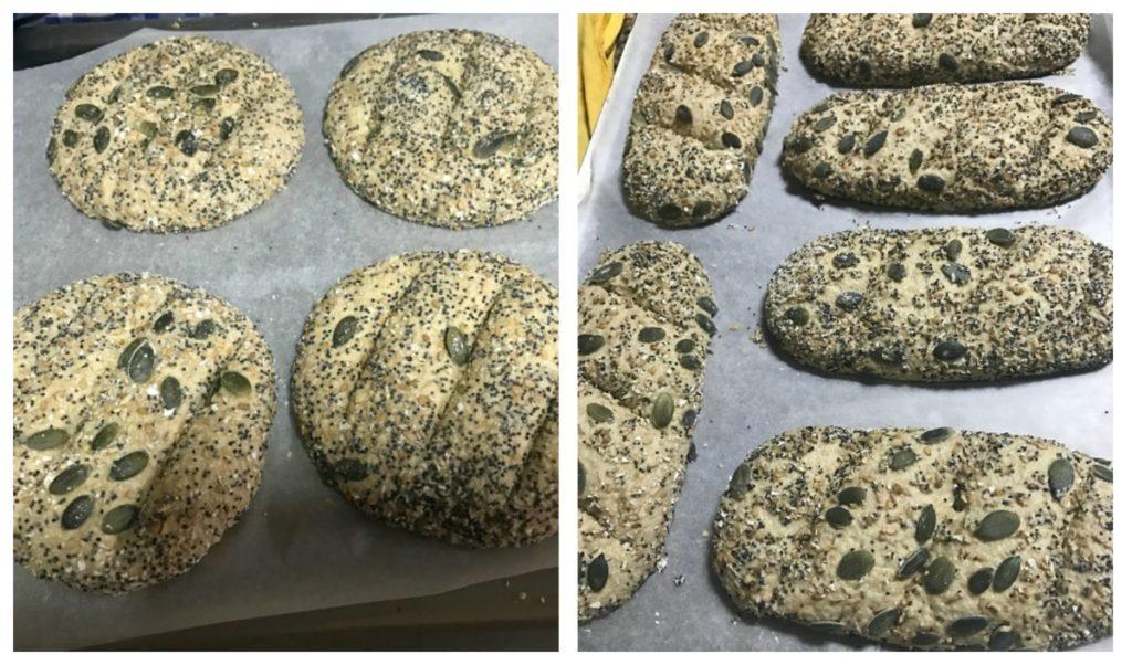 recette pain sans levain ,très facile à faire
