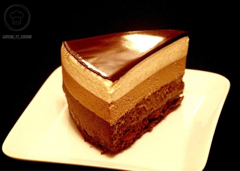 part de 3 chocolats