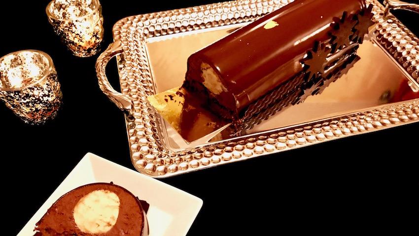 recette buche au chocolat
