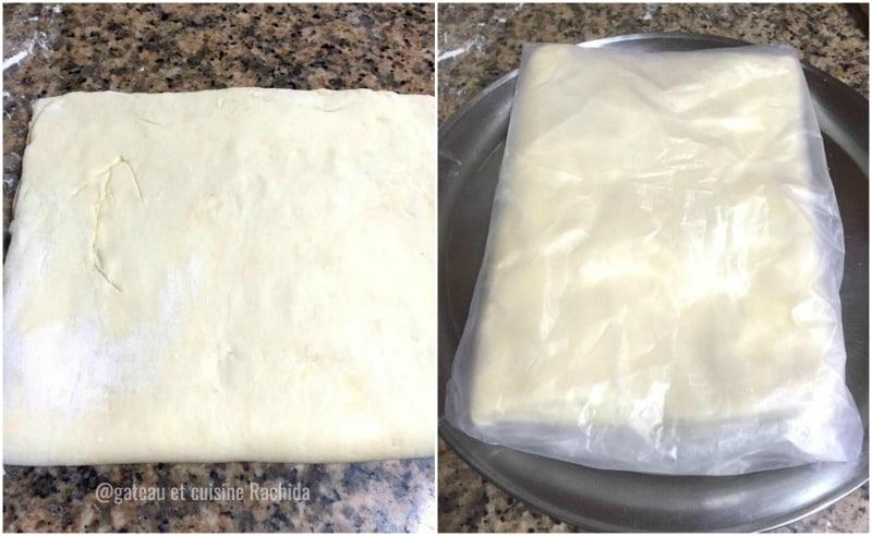 comment résussir la pâte feuilletée