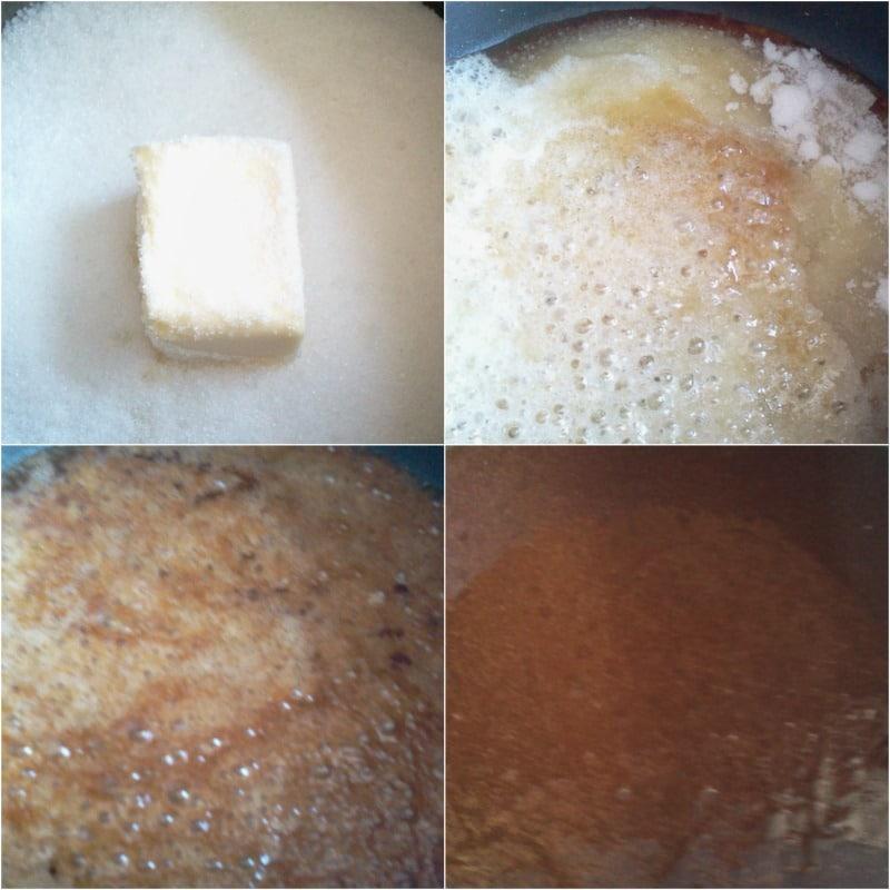 comment préparer du caramel beurre salé