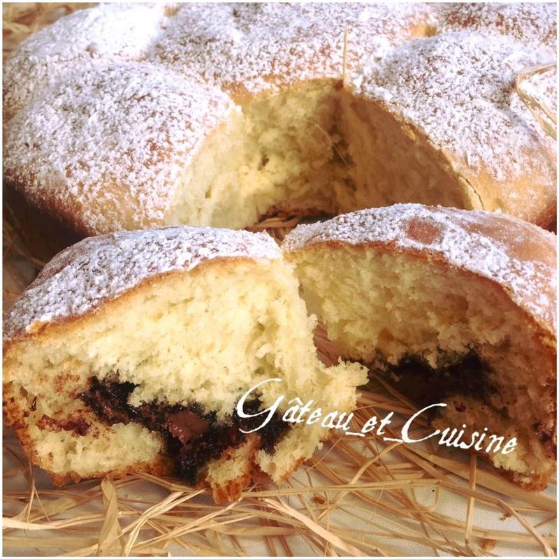 brioche de boulanger