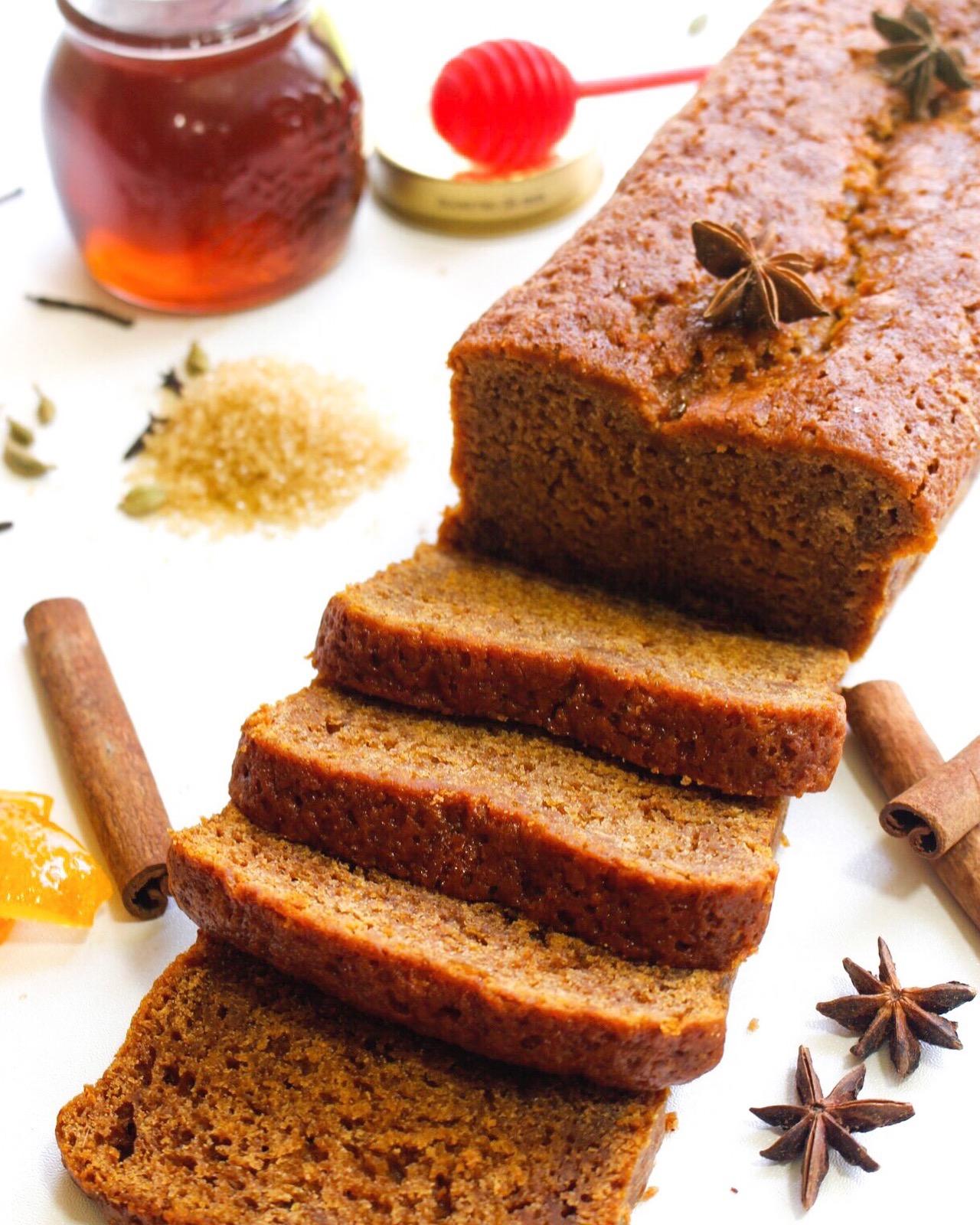 pain d'épices recette inratable