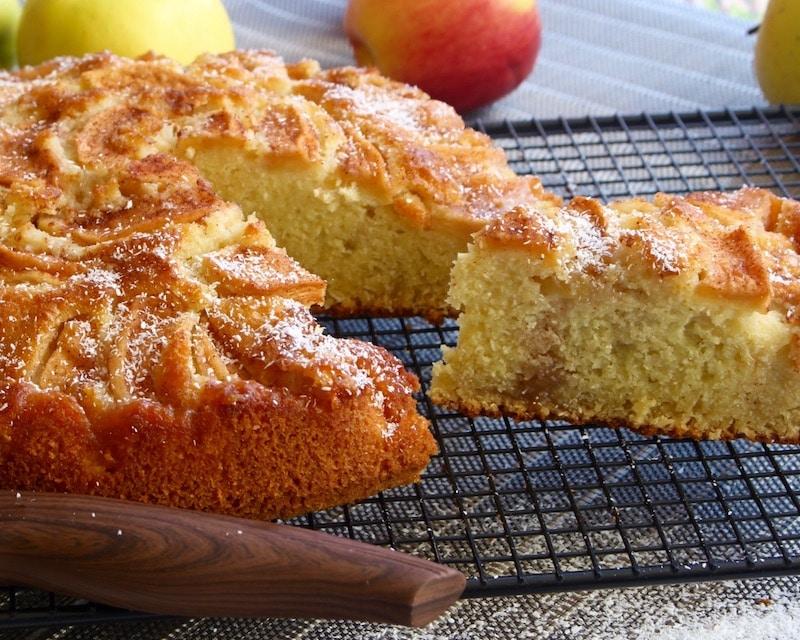 gateau aux pommes recette gateau et cuisine rachida