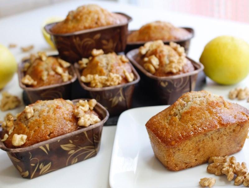 cake au citron moelleux et facile pour le goûter
