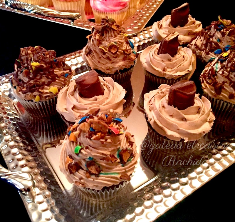 cupcakes chocolat facile et super moelleux
