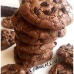 cookies brownie démentiel