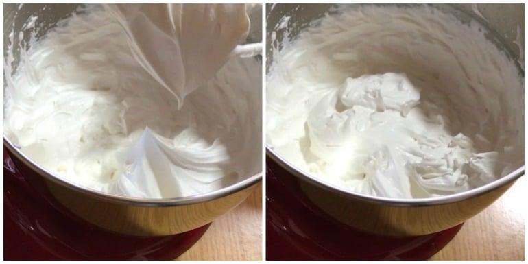 Réaliser la crème chantilly ferme
