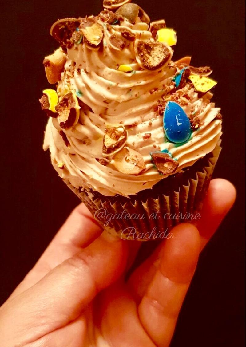 cupcake chocolat facile et super moelleux