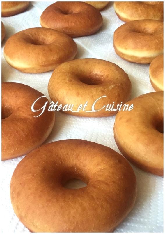 la meilleure recette de donut