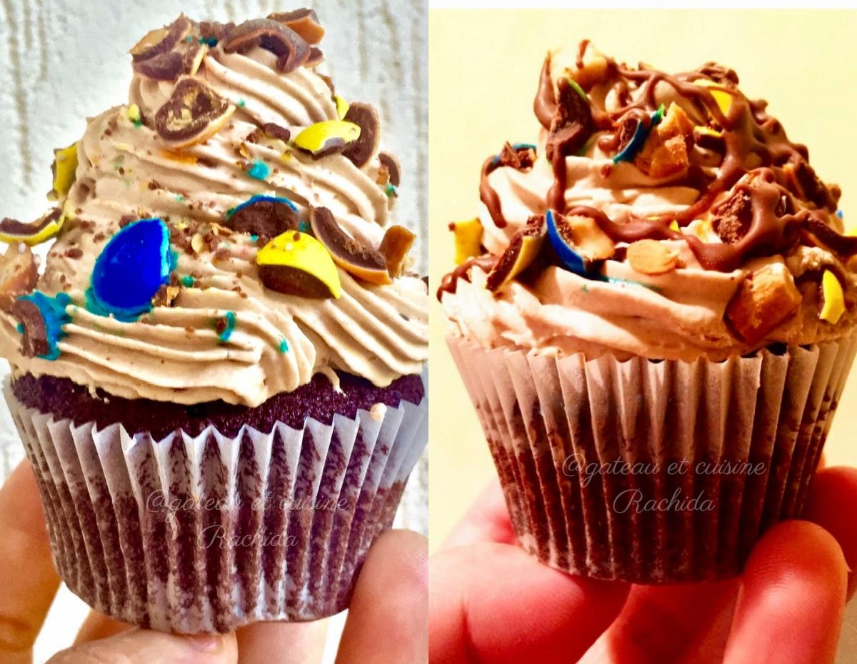 recette cupcakes chocolat très moelleux et aériens