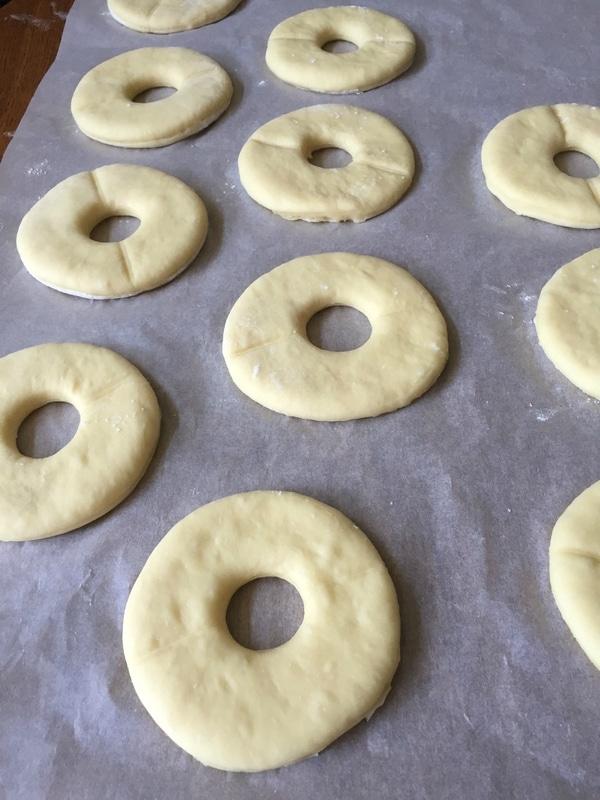 Donuts inratable ,facile à réaliser
