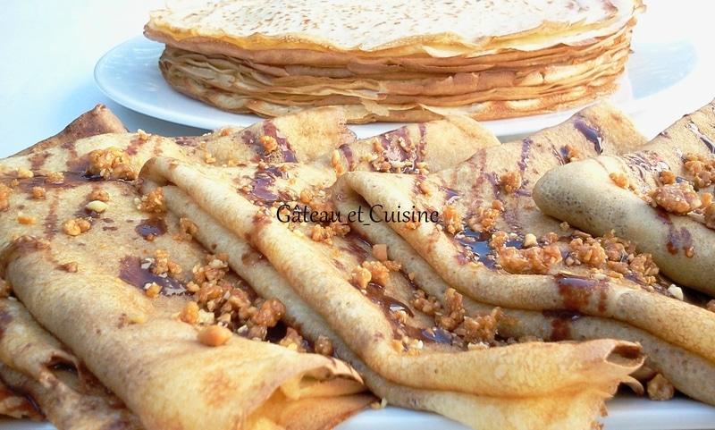 pâte à crêpes facile et inratable