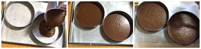 entremet au chocolat palet or de valrhona