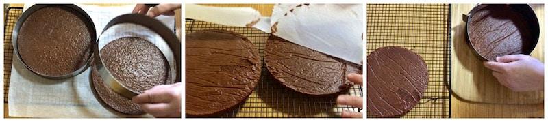 gateau au chocolat palet or de valrhona