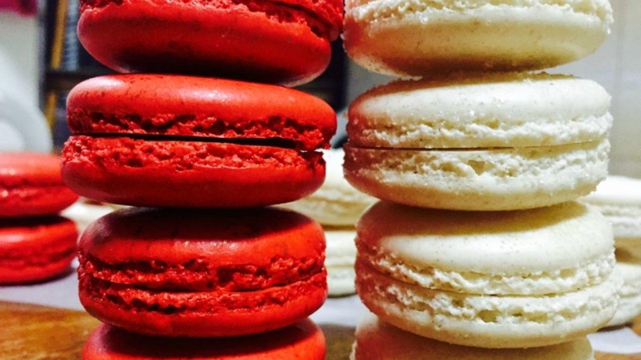 Macarons La Meilleure Recette Gateau Et Cuisine Rachida