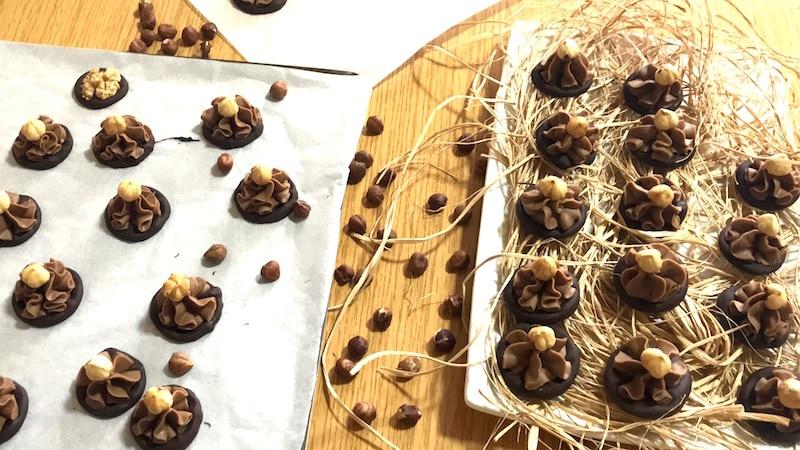 chocolat maison facile sans moule
