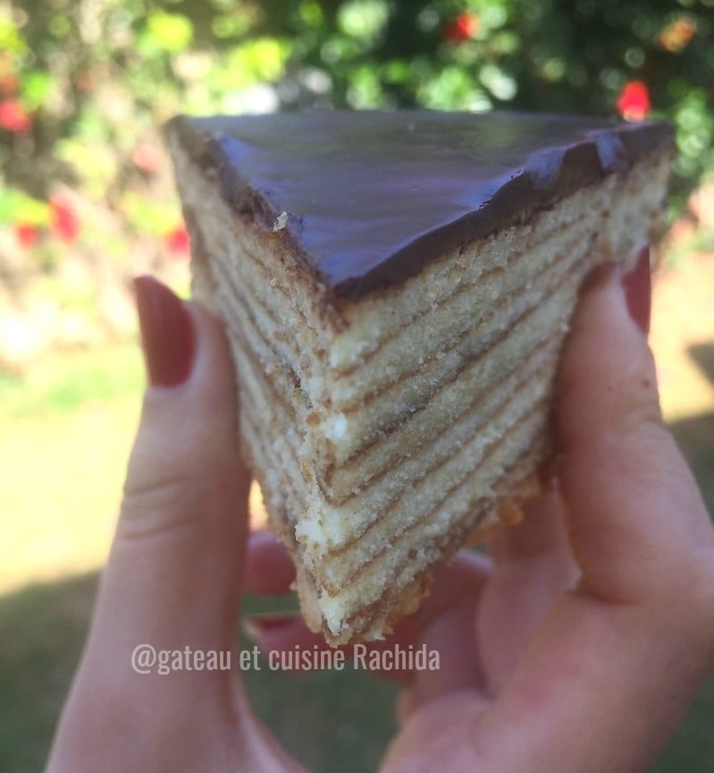 layer cake baumkuchen
