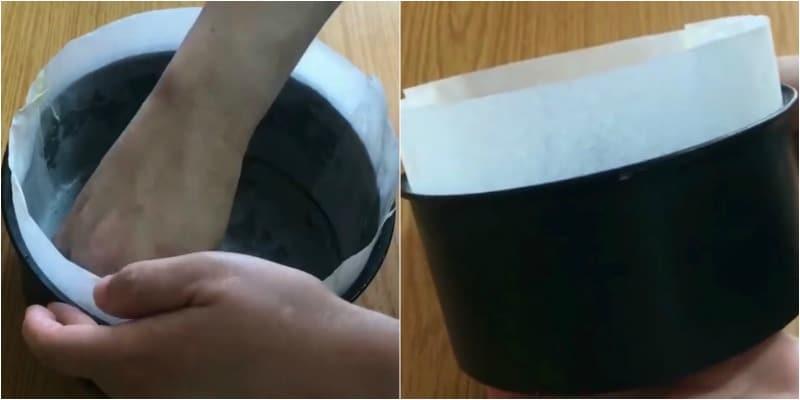 génoise très haute inratable -casserole poignet amovible tefal