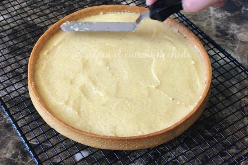 creme d'amande pour tarte