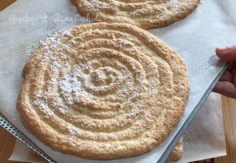 disque biscuit cuillère pour charlotte ,tiramisu ou entremets