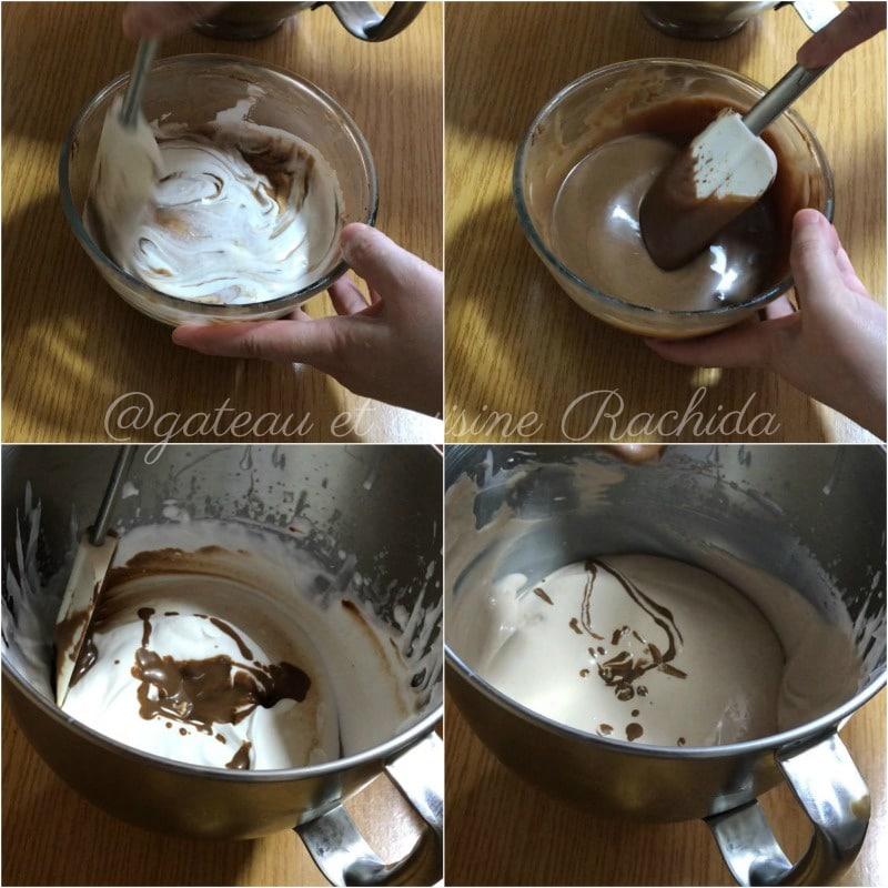 mousse chocolat au lait