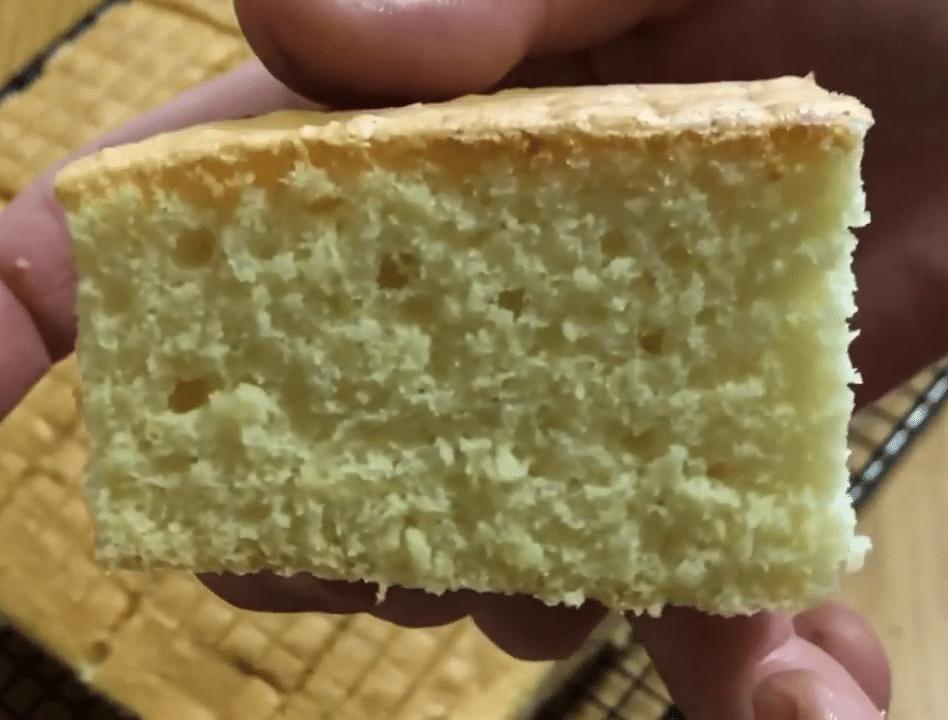 Cake spongieux et facile