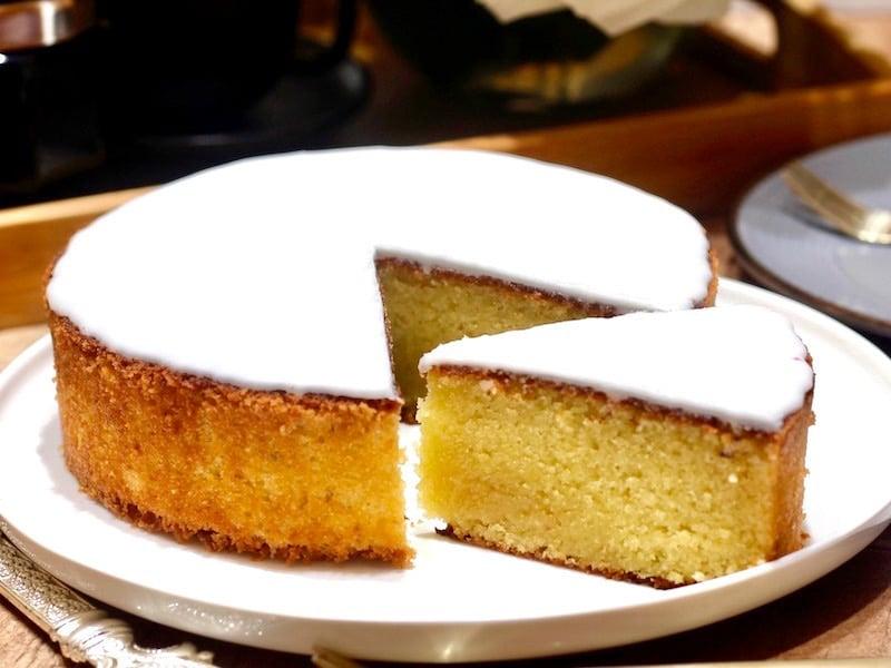 recette gâteau nantais aux amandes