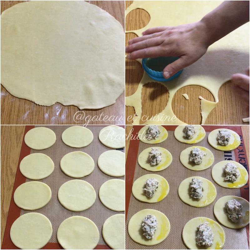 recette des empanadas thon