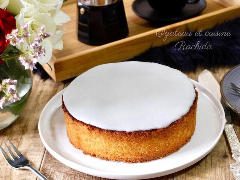 le gâteau nantais -recette traditionnelle de Nantes