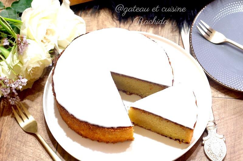 Recette du gâteau nantais -gâteau aux amandes hyper moelleux