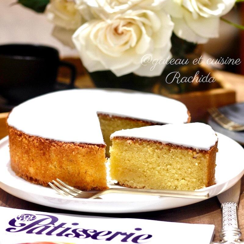 gâteau nantais-gâteau aux amandes-namandier