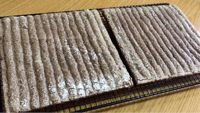 biscuit cuillère au chocolat