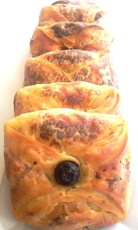 msemen feuilletée viande hachée-meloui ramadan
