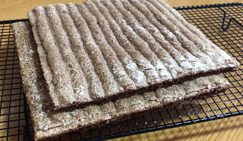 biscuit à la cuillère au chocolat