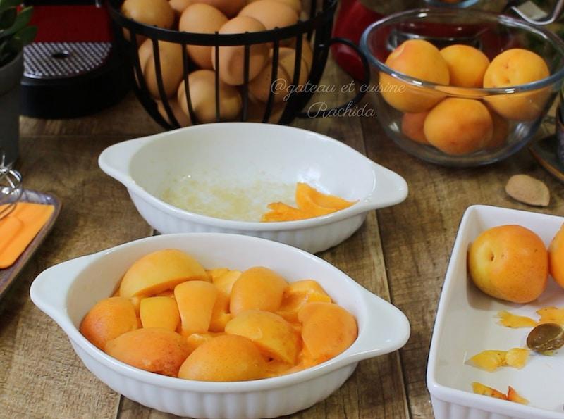 crumble abricot dessert facile et rapide inratable