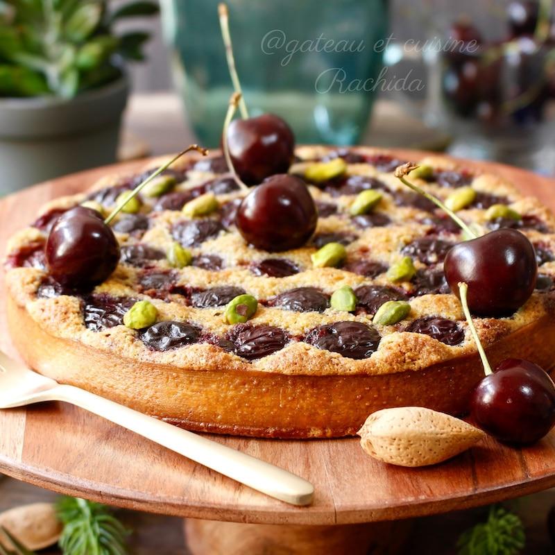 comment réaliser une tarte amandine aux fruits